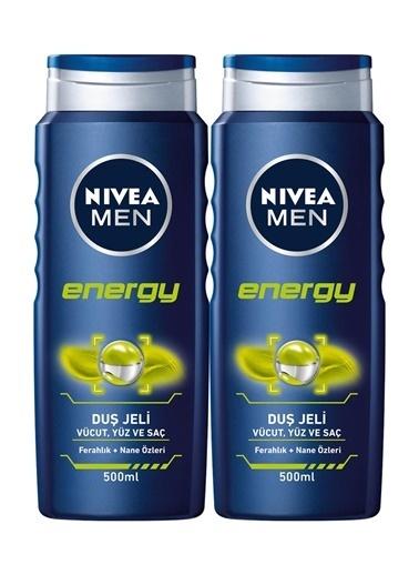 Nivea Men Protect & Care Erkek Deodorant Stick 40 Ml 2'Li Renkli